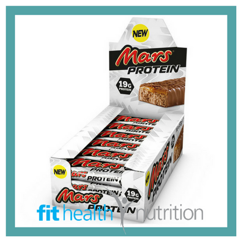 MARS PROTEIN BAR BOX OF 18