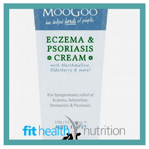 Moogoo Eczema & Psoriasis Cream with Marshmallow