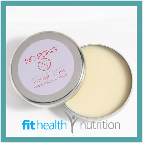 No Pong Original Natural Deodorant