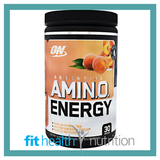 ON Amino Energy Tea Series White Peach Tea