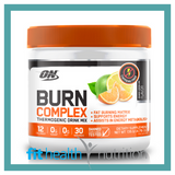 Optimum Nutrition Burn Complex Caffeine Free Lemon Lime