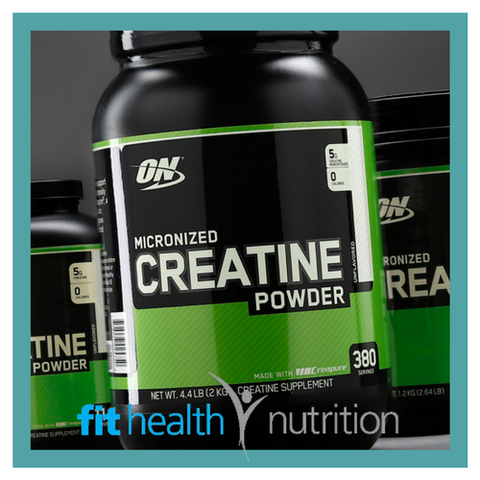 ON Optimum Nutrition Micronised Creatine Powder