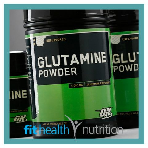 ON Optimum Nutrition Glutamine Powder