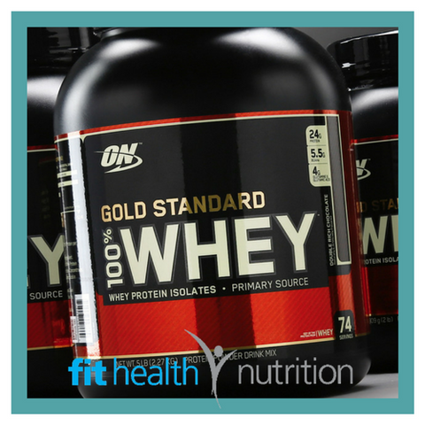 ON Optimum Nutrition Gold Standard 100% Whey Protein
