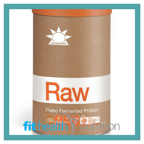Amazonia Raw Paleo Protein Health Food Store Mornington Peninsula Vegan Protein