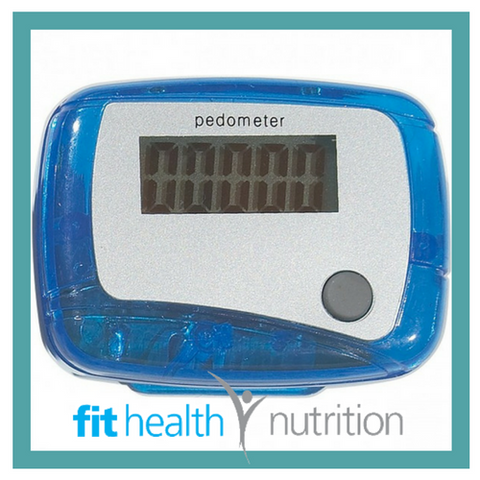 FITHEALTH LCD STEP PEDOMETER