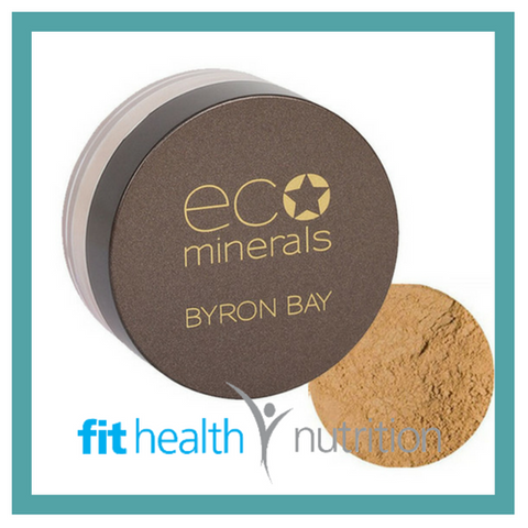 ECO MINERALS PERFECTION MINERAL FOUNDATION (DEWY)