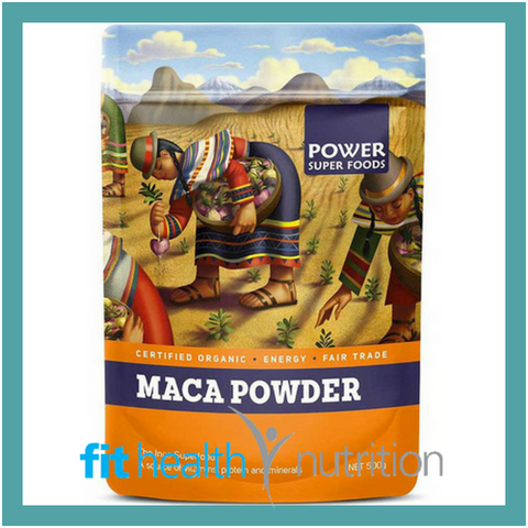 Power Superfoods Maca Powder