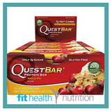 Quest Protein Bar Apple Pie