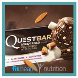 Quest Protein Bar Rocky Road