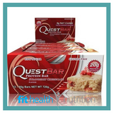 Quest Protein Bar Strawberry Cheesecake