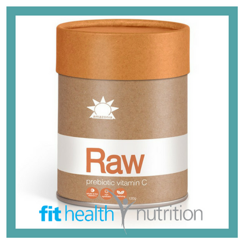 Amazonia Raw Vitamin C Health Food Store Mornington Peninsula
