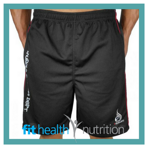 Ryderwear Mens Mesh Action Shorts