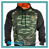 Ryderwear Mens Pull Over Hoodies Camo