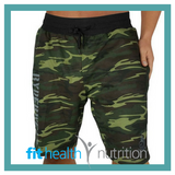 Ryderwear Mens Track Shorts Camo
