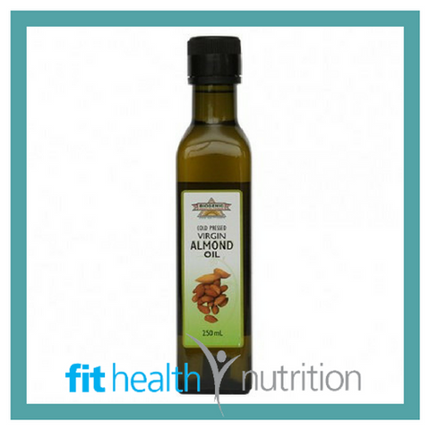 Select Health Foods Virgin Almond Oil Australia