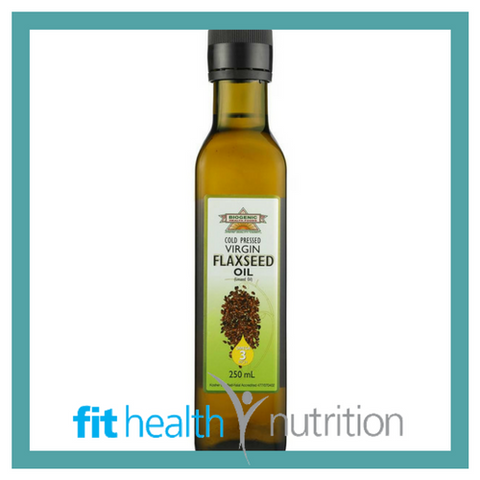 Biogenic Flaxseed Oil Australia
