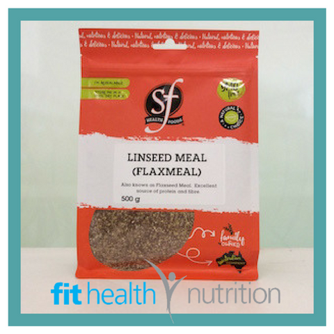 Select Health Foods Linseed Meal Australia