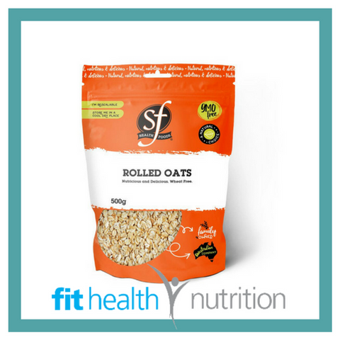 Select Health Foods Rolled Oats Australia