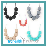 Silicone Teething Necklaces for Chewing