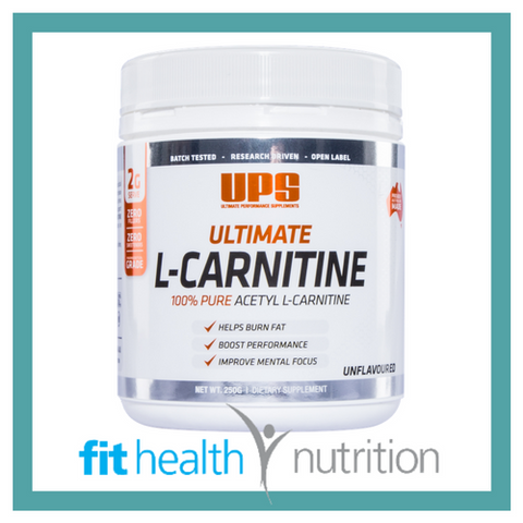 UPS Ultimate L Carnitine