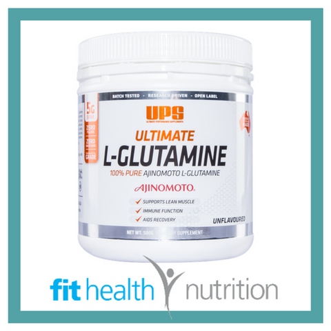 UPS Ultimate Glutamine