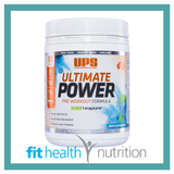 UPS Ultimate Power Preworkout Blue Raspberry