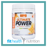 UPS Ultimate Power Preworkout Orange Mango