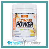 UPS Ultimate Power Preworkout