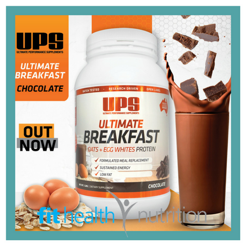 UPS Ultimate Breakfast Chocolate