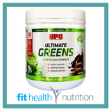 UPS Ultimate Greens Superfoods Chocolate