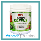 UPS Ultimate Greens Superfoods Strawberry Kiwi