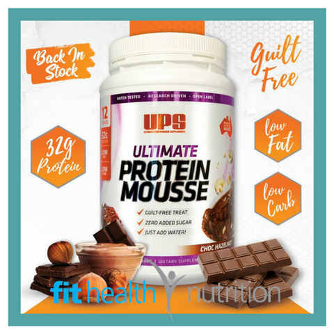 UPS Ultimate Protein Mousse