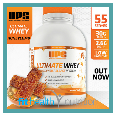 UPS ULTIMATE WHEY PROTEIN
