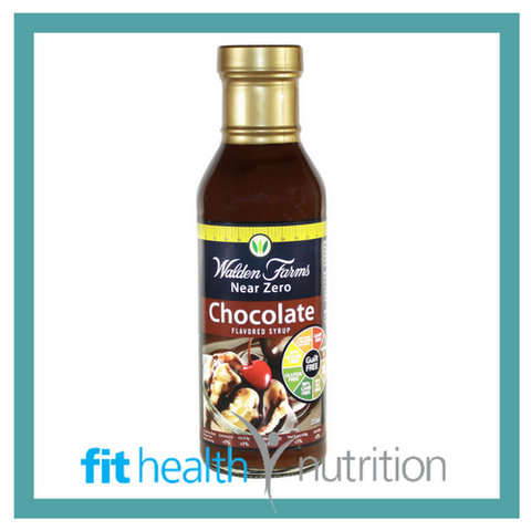 Walden Farms Guilt Free Chocolate Syrup Australia