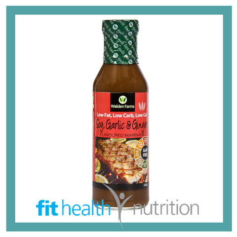 Walden Farms Soy Garlic and Ginger Marinade Sauce Australia