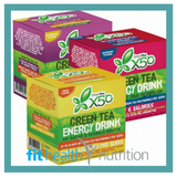 X50 Green Tea Assorted Flavours