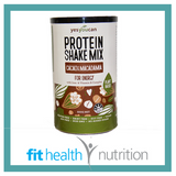 YESYOUCAN CACAO AND MACADAMIA PROTEIN VEGAN FOR ENERGY