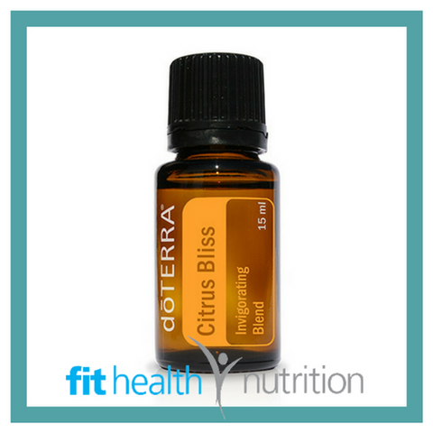 doTERRA Citrus Bliss Essential Oil