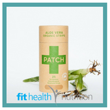 Patch Aloe Vera Natural Hypoallergenic Breathable Adhesive Strips