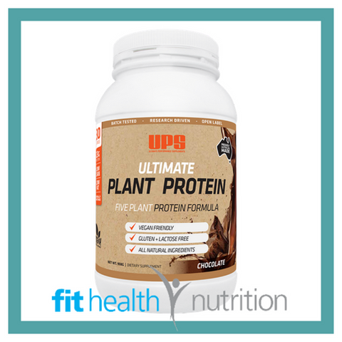 UPS Ultimate Plant Protein Vegan Chocolate