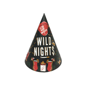 Wild Nights (6 Party Hats)