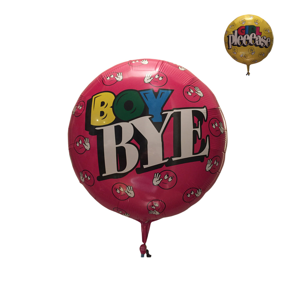 Tea Time (1 Double-Sided Jumbo Balloon)
