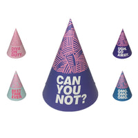 Diva's Ball (10 Party Hats)