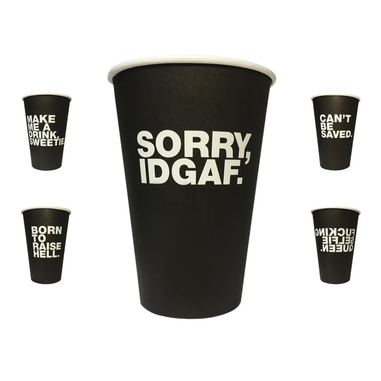 Uncivilized (15 Party Cups)