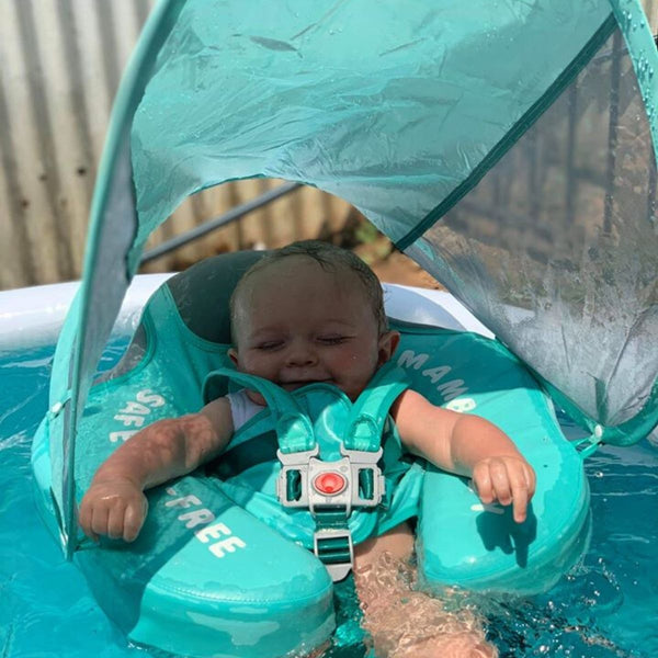 Discover Why Mums Love the Mambo Climb Float for Babies Wanting to Swim