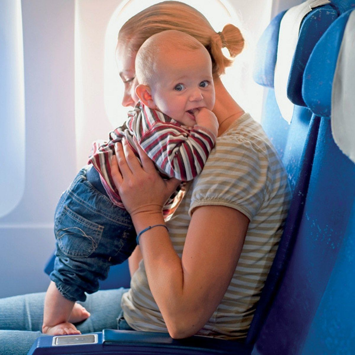 Here's Your Travelling with a Newborn Checklist