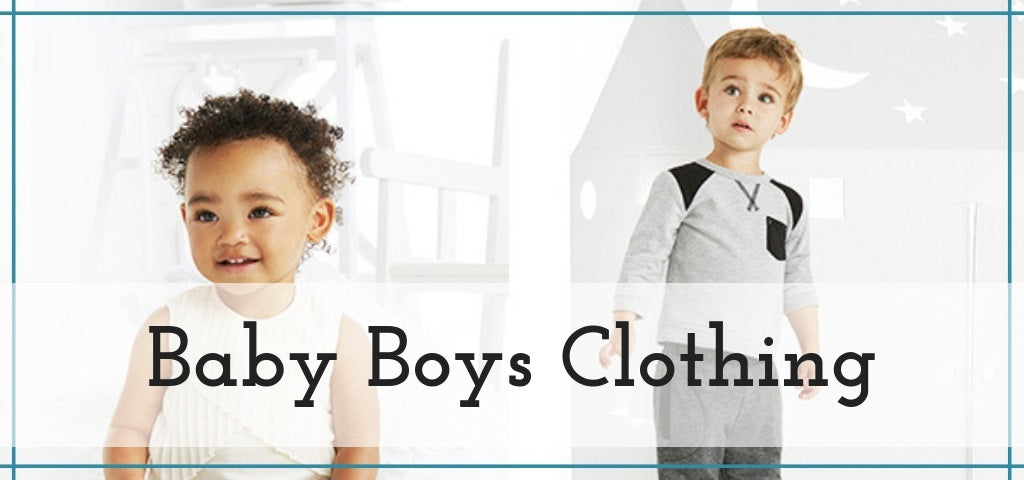 cute Clothes for baby boys