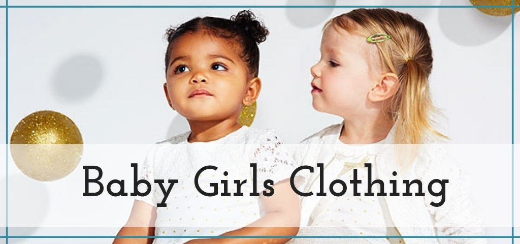 Beautiful clothing for infant girls