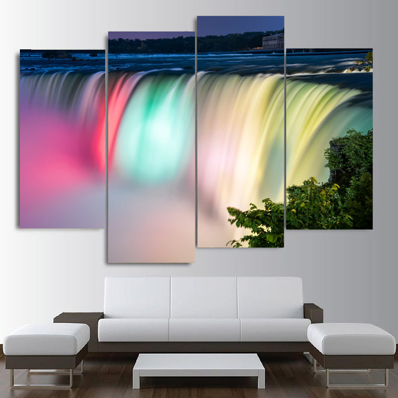 Evening in Niagara Canvas Set - Canvasist